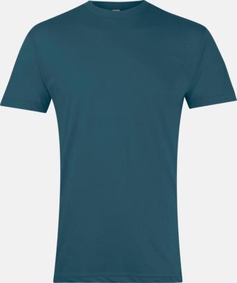Heather Forest Polycotton t-shirts med reklamtryck