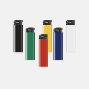 Cricket Electronic Tändare i två storlekar med eget reklamtryck