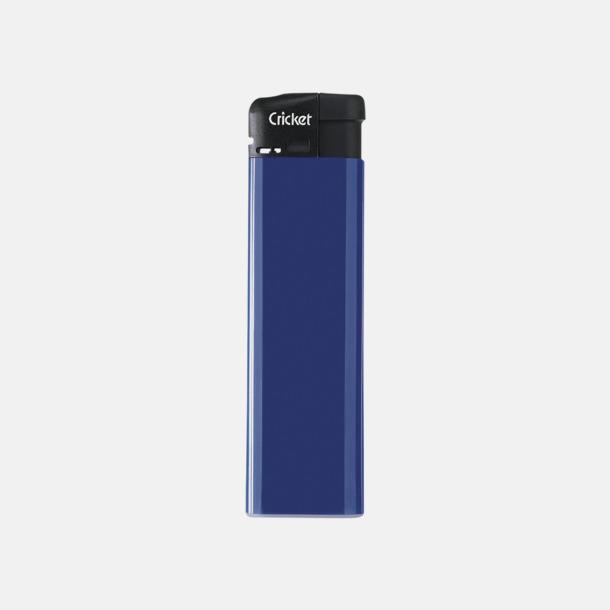 Röd (mini) Cricket Electronic Tändare i två storlekar med eget reklamtryck