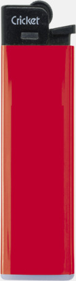 Röd Cricket Maxi Tändare med eget reklamtryck