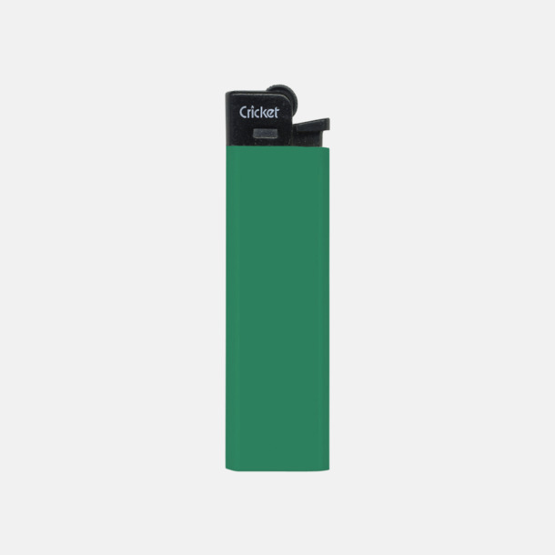 Grön Cricket Maxi Tändare med eget reklamtryck