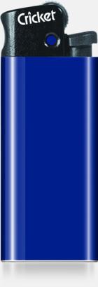 Mörkblå Cricket Mini Tändare med eget tryck
