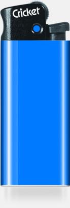 Blå Cricket Mini Tändare med eget tryck
