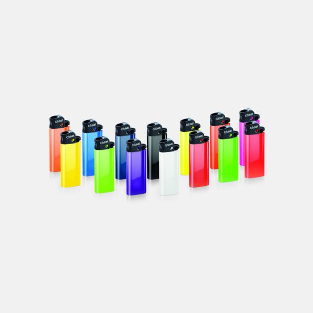 Alla färger Cricket Mini Tändare med eget tryck