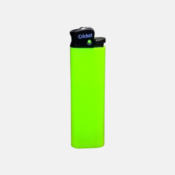 Floucerande Grön Cricket tändare med eget reklamtryck