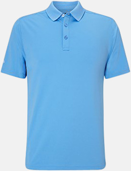 Marina Blue Kvalitets pikétröjor från Callaway med reklamtryck