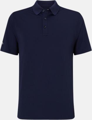 Peacoat Kvalitets pikétröjor från Callaway med reklamtryck