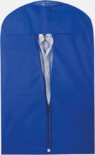Klädesfodral med reklamtryck