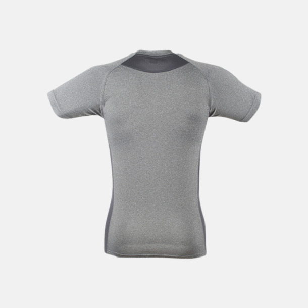 Tighta funktions t-shirts med reklamtryck