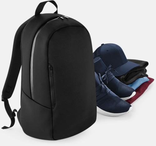 Moderna ryggsäckar med reklamtryck