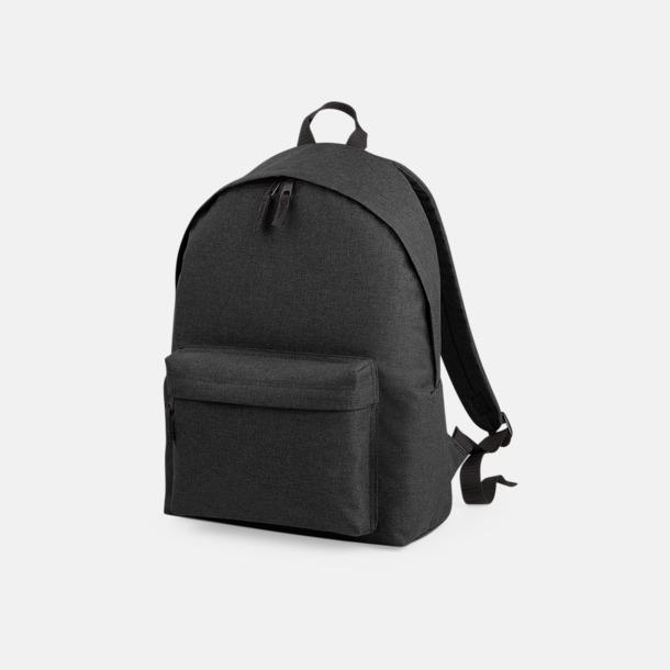 Anthracite Snygga ryggsäckar med reklamtryck