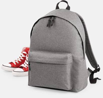Snygga ryggsäckar med reklamtryck