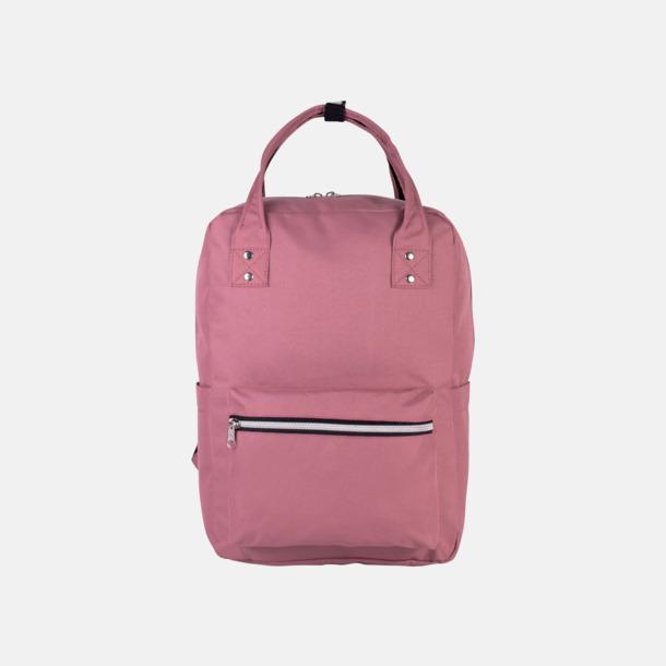 Light Marsala Stadsvana ryggsäckar med reklamtryck