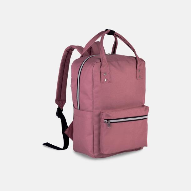 Stadsvana ryggsäckar med reklamtryck