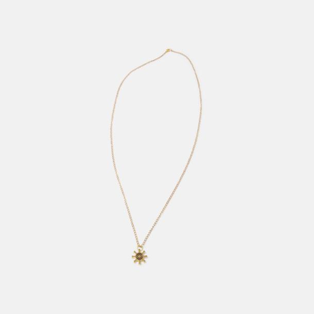 Guld Designa dina egna halsband och marknadsför dig med en unik reklamprodukt