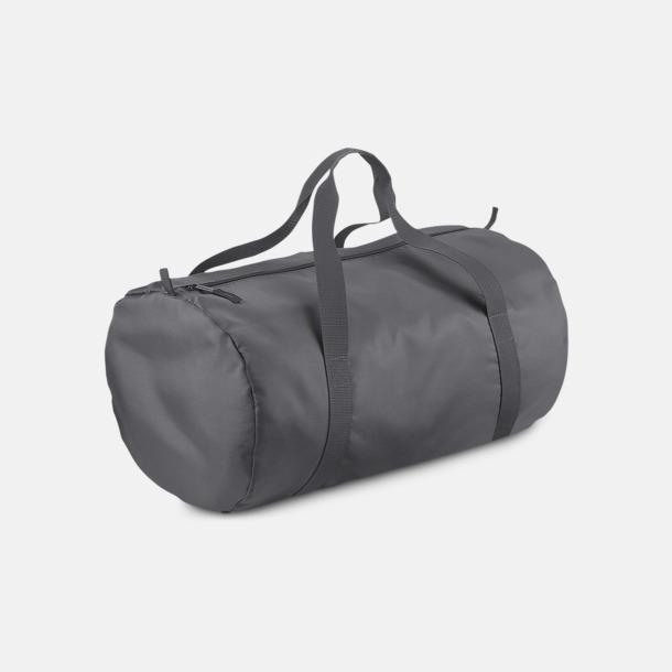 Graphite Grey/Graphite Grey Sportväskor med eget reklamtryck