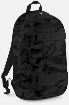Midnight Camo Laptop boardpacks med reklamtryck