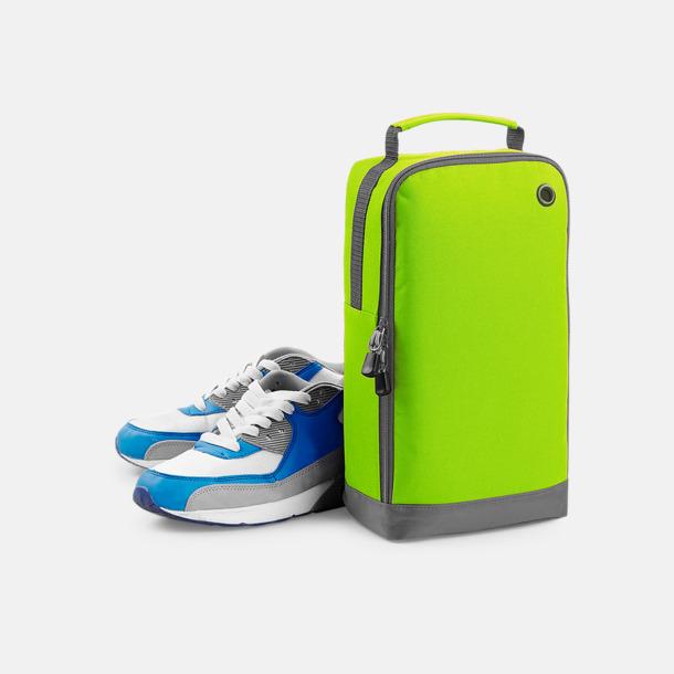 Sportväskor med plats för skor - med reklamtryck