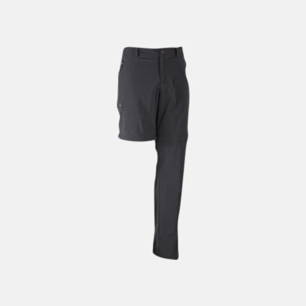 Korta & långa byxor i ett - med reklamtryck