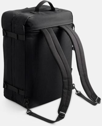 Flygplanskabin kompatibla resväskor med reklamtryck
