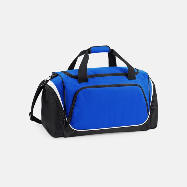 Bright Royal/Svart/Vit Extra fina sportbagar med reklamtryck