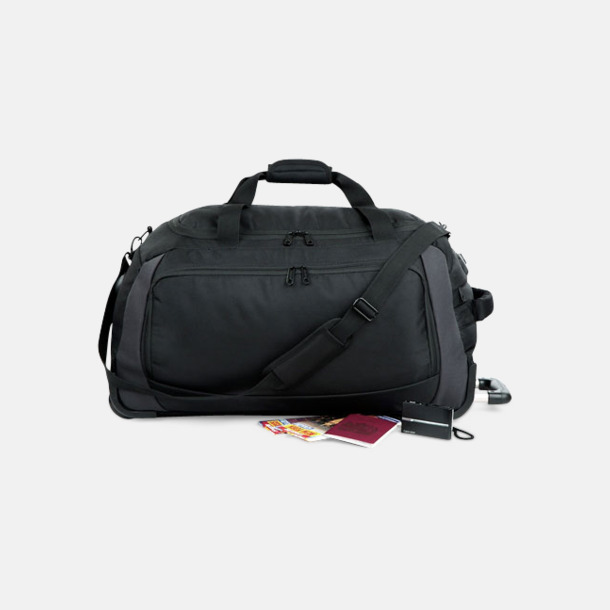 Exklusiva resväskor med reklamtryck