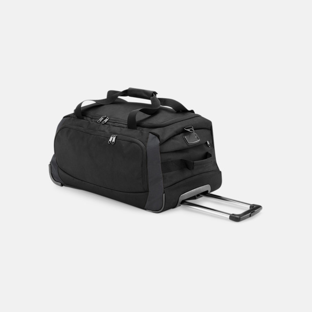 Svart/Dark Graphite Exklusiva resväskor med reklamtryck