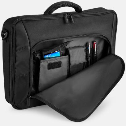 Stilrena laptopväskor med reklamtryck