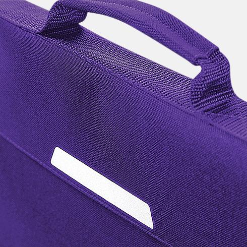 Bokväskor med eller utan axelrem - med reklamtryck