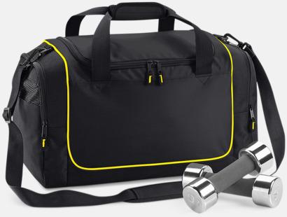 Kompakta träningsväskor med reklamtryck