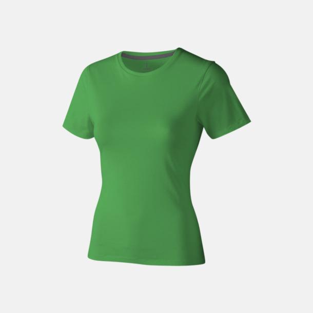 Fern (dam) Bekväma t-shirts med reklamtryck