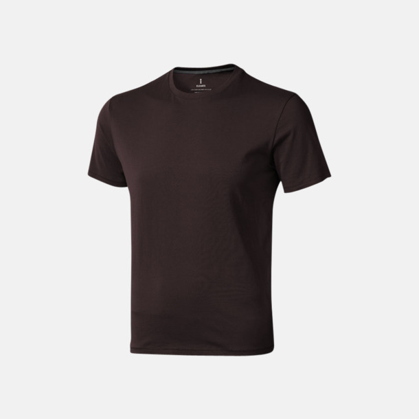 Choco (herr) Bekväma t-shirts med reklamtryck