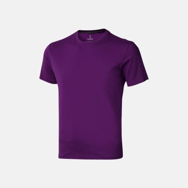 Plum (herr) Bekväma t-shirts med reklamtryck