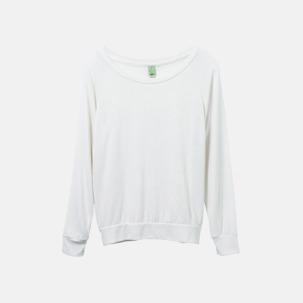 Miljövänliga pullovers med reklamtryck