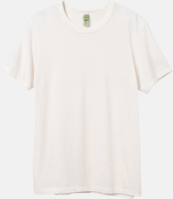 Eco Ivory Återvunnet & eko material t-shirts med reklamtryck