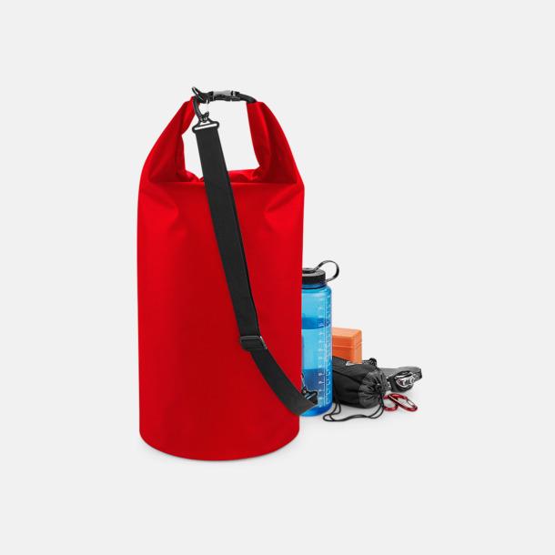 40 liter Vattentäta axelväskor i 2 storlekar med reklamtryck