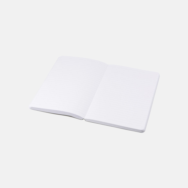 Mjuka anteckningsböcker med reklamtryck