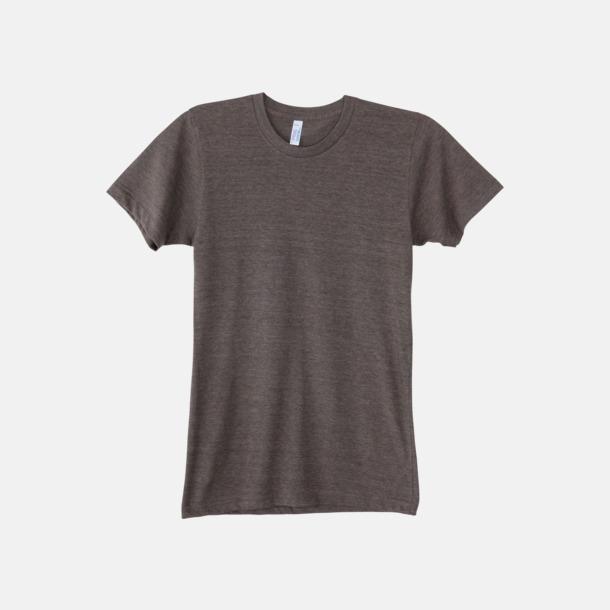 Tri-Coffee (unisex) T-shirts i unisex- & dammodell med reklamtryck