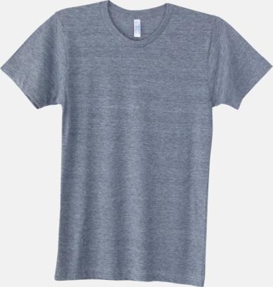 Athletic Grey (unisex) T-shirts i unisex- & dammodell med reklamtryck