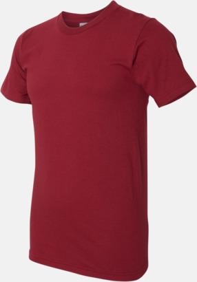 Cranberry (unisex) Unisex & dam t-shirts med reklamtryck