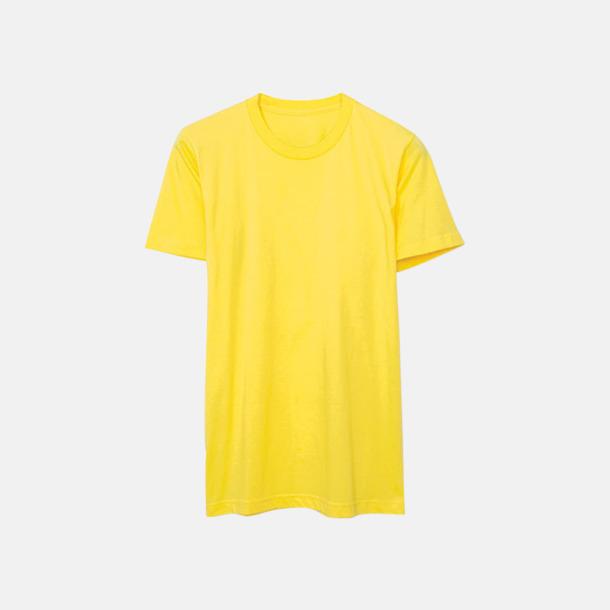 Sunshine (unisex) Unisex & dam t-shirts med reklamtryck