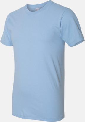 Baby Blue (unisex) Unisex & dam t-shirts med reklamtryck