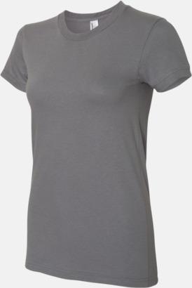 Slate (dam) Unisex & dam t-shirts med reklamtryck