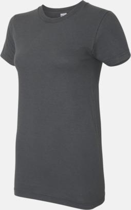 Asphalt (dam) Unisex & dam t-shirts med reklamtryck