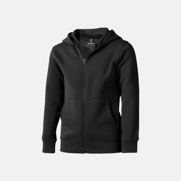 Anthracite (barn) Fina hoodies för herr, dam & barn - med reklamtryck