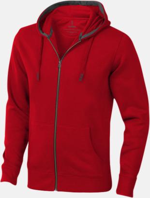 Röd (herr) Fina hoodies för herr, dam & barn - med reklamtryck