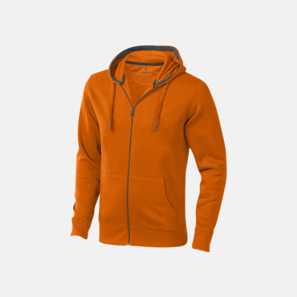 Orange (herr) Fina hoodies för herr, dam & barn - med reklamtryck