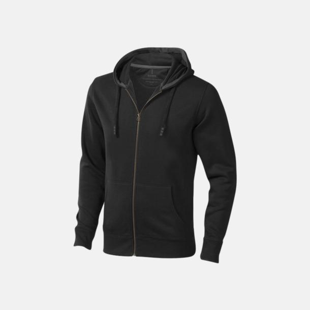 Svart (herr) Fina hoodies för herr, dam & barn - med reklamtryck