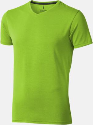 Apple (herr) Vuxen t-shirts i eko-bomull med reklamtryck