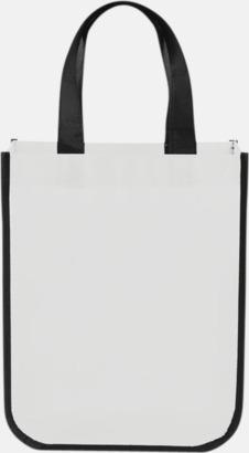 Små non woven-kassar med reklamtryck